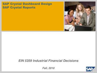 SAP Crystal Dashboard Design SAP Crystal Reports