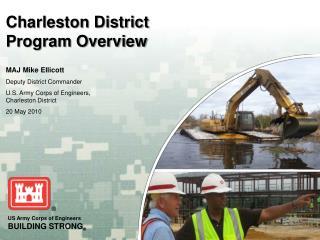 Charleston District  Program Overview