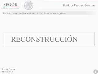 Lic .  Juan Carlos Alvarez Castellanos   ||    Lic. Yazmin Charrez Quezada