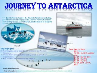 Journey to Antarctica