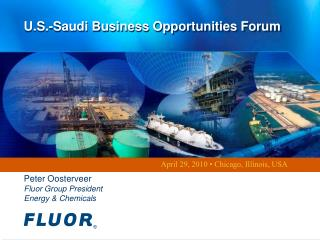 U.S.-Saudi Business Opportunities Forum