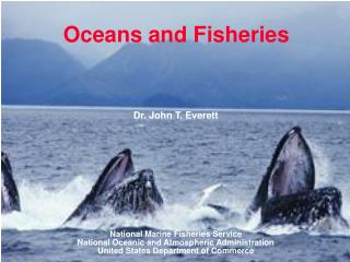 Oceans and Fisheries