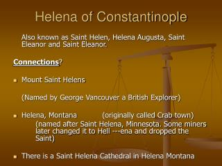 Helena of Constantinople