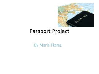 Passport Project