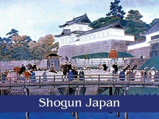 Shogun Japan