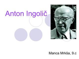 Anton Ingolič