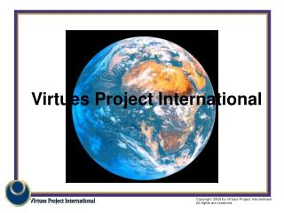 Virtues Project International