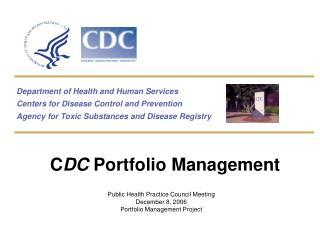 C DC  Portfolio Management