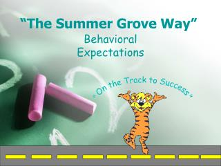 """The Summer Grove Way"""