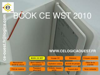 BOOK CE WST 2010