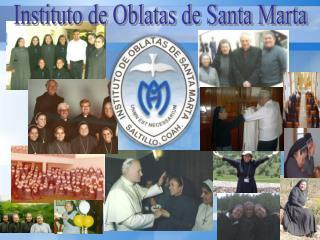 Instituto de Oblatas de Santa Marta