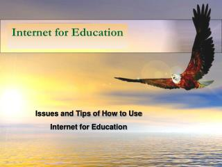 Internet for Education