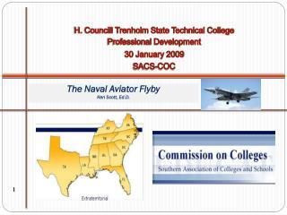The Naval Aviator Flyby Ken Scott, Ed.D.
