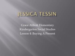 Jessica  Tessin
