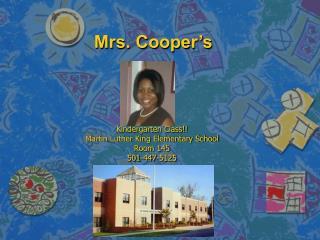 Mrs. Cooper's