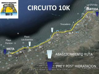CIRCUITO 10K