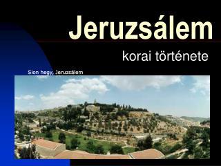 Jeruzs álem