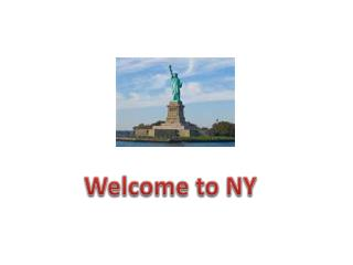 Welcome to  NY