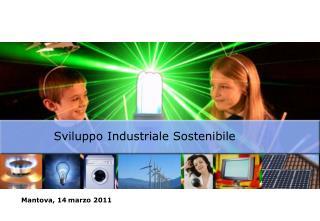 Sviluppo Industriale Sostenibile