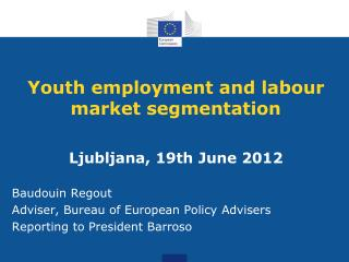 Youth employment and labour market segmentation