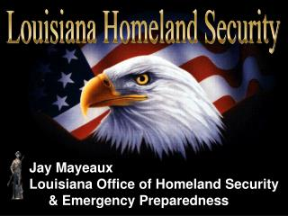 Louisiana Homeland Security