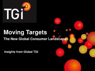 Insights from Global TGI