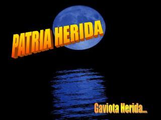 PATRIA HERIDA