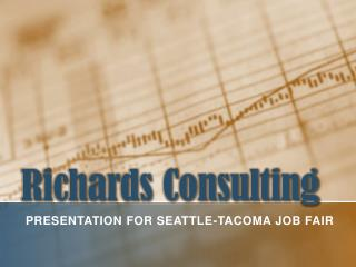Richards Consulting