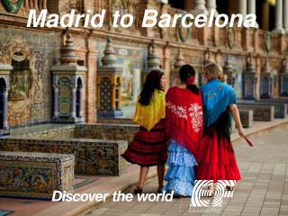 Madrid to Barcelona