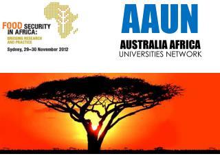 AAUN AUSTRALIA AFRICA UNIVERSITIES NETWORK