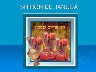 SHIR � N DE JANUC �