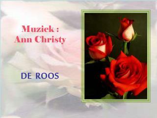Muziek : Ann Christy