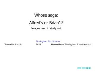 Birmingham Pilot Scheme