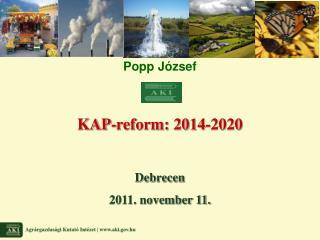 Popp József