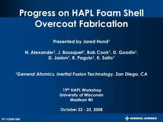 IFT\P2008-088