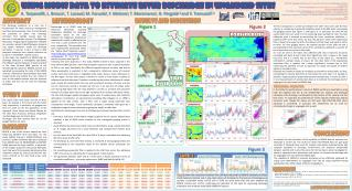 USING MODIS DATA TO ESTIMATE RIVER DISCHARGE IN UNGAUGED SITES