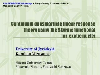 Continuum quasiparticle linear response theory using the Skyrme functional for multipole responses of exotic nuclei