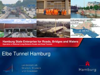 Elbe Tunnel Hamburg