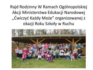 Rajd Rodzinny