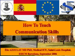 How To Teach  Communication Skills