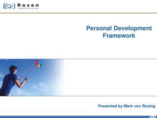 Personal Development Framework
