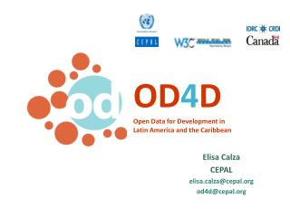 OD 4 D Open Data for Development in Latin America and the Caribbean