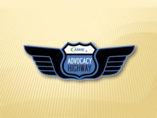 Q3 Advocacy Liaison webinar 9/17/13
