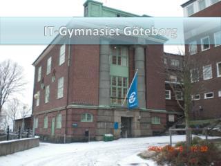 IT-Gymnasiet  Göteborg