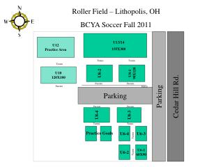 Roller Field – Lithopolis, OH BCYA Soccer Fall 2011