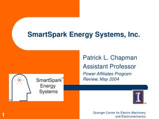 SmartSpark Energy Systems, Inc.