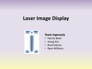 Laser Image Display