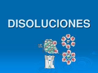 DISOLUCIONES