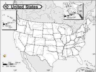 The United States:  by Regions