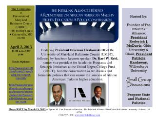 MLK Jr.  CELEBRATORY EVENTS January 12 - 16, 2012